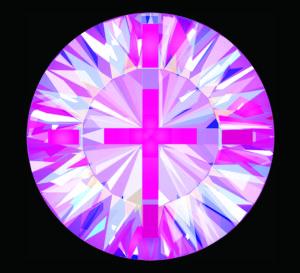 【クロス 85面体】メイドインジャパンカットダイヤモンド『Dclusiv(ディクルーシヴ)』世界ナンバーワンカッティングダイヤモンドの説明
