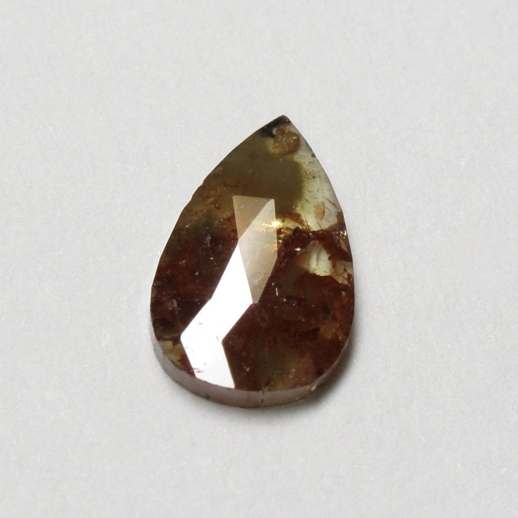 ナチュラルダイヤモンド・ナチュラルカット・原石ダイヤモンド・ラフダイヤモンド(ローズカットダイヤモンド・一点物ダイヤモンド【一点物シェイプ】