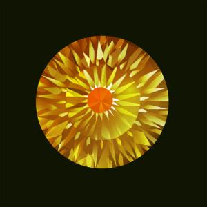 【向日葵(ヒマワリ) 101面体】メイドインジャパンカットダイヤモンド『Dclusiv(ディクルーシヴ)』世界ナンバーワンカッティングダイヤモンドの説明